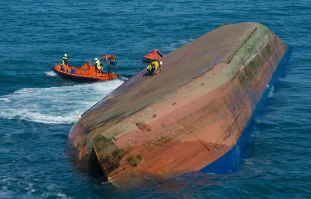 Shipwreck Log – A log of shipwrecks & maritime accidents